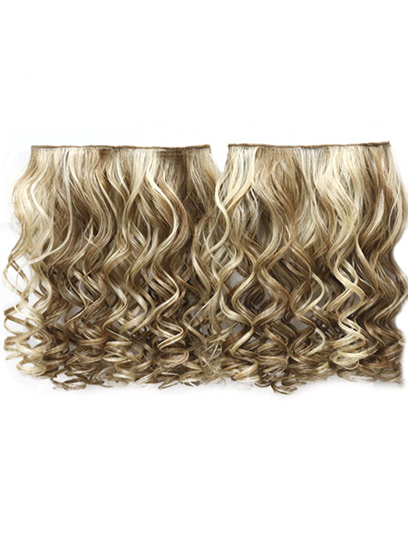Hair Extension & Weaving for Caucasian, African Decent, Black, Asian Market, Human Hair, High Heat Material, Synthetic
